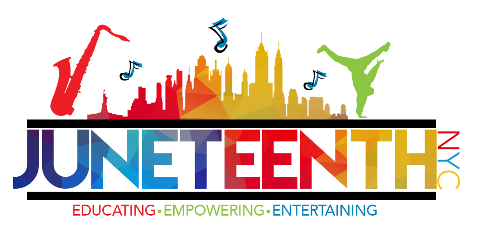 Juneteenth NYC logo